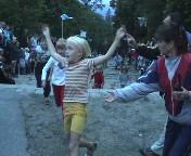fotografie z pouti na Svatém Hostýně - vítěz kategorie nejmladších